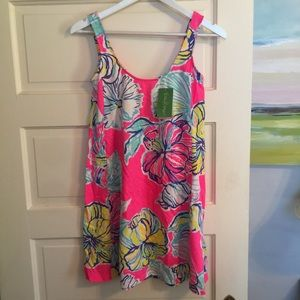 Lilly Pulitzer printed knit dress NWT